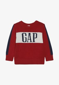 GAP - TODDLER BOY ARCH - Jumper - modern red - 2