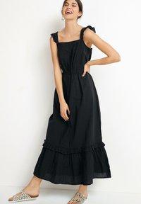 Next - Maxi dress - black - 0
