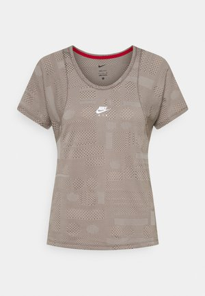 AIR - T-shirts med print - college grey/moon fossil
