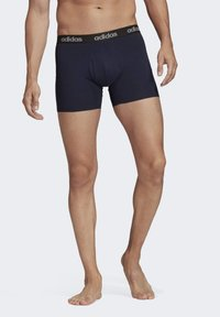 adidas Performance - BRIEFS 3 PAIRS - Pants - red - 3