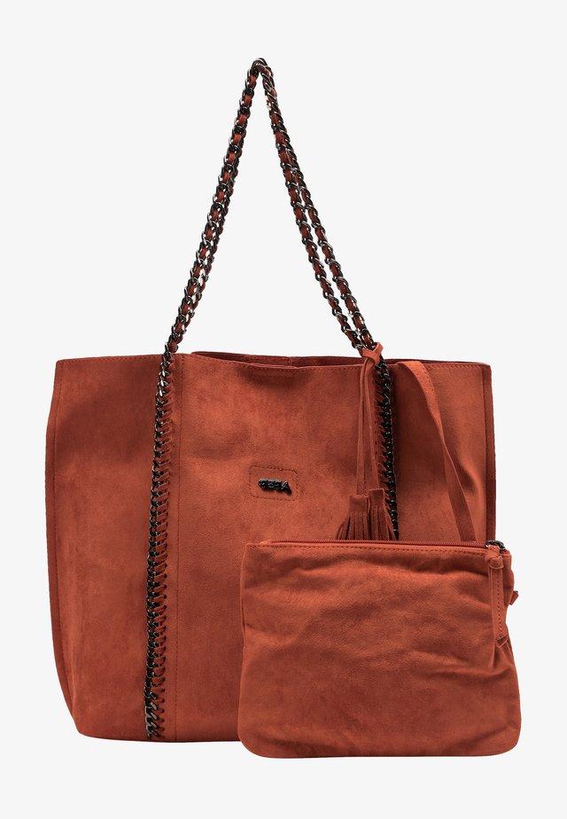 Shopping Bag - rost