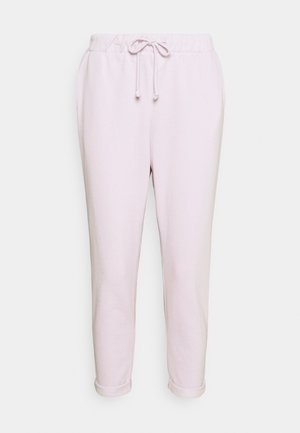 BASIC JOGGER - Tracksuit bottoms - lilac