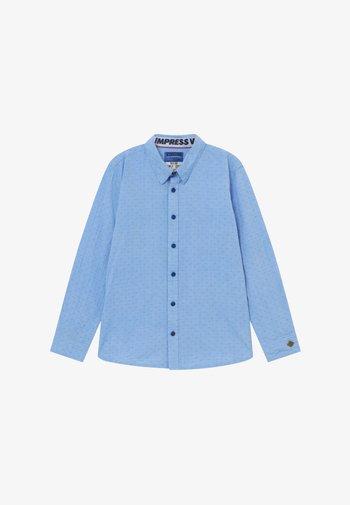 LUCERO - Shirt - dusk blue