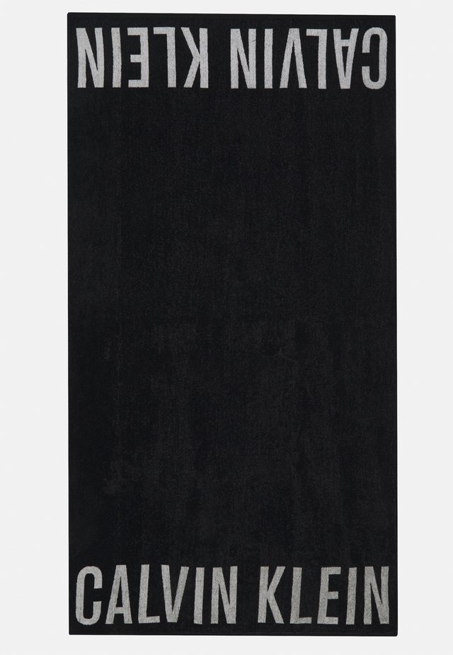 INTENSE POWER TOWEL - Telo mare - black