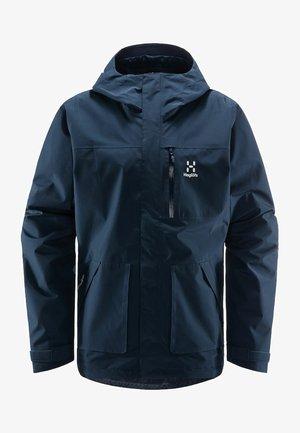VIDE GTX JACKET  - Hardshell jacket - tarn blue