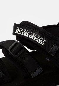 Napapijri - LARK - Sandały - black - 5