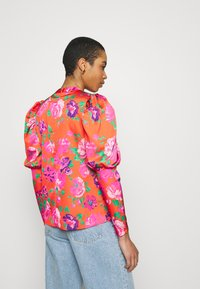 Cras - MILLACRAS BLOUSE - Long sleeved top - pink - 2