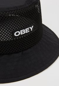 Obey Clothing - DEPOT BUCKET HAT - Hat - black - 6