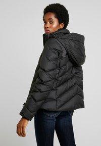 G-Star - WHISTLER SLIM - Down jacket - dk black - 2