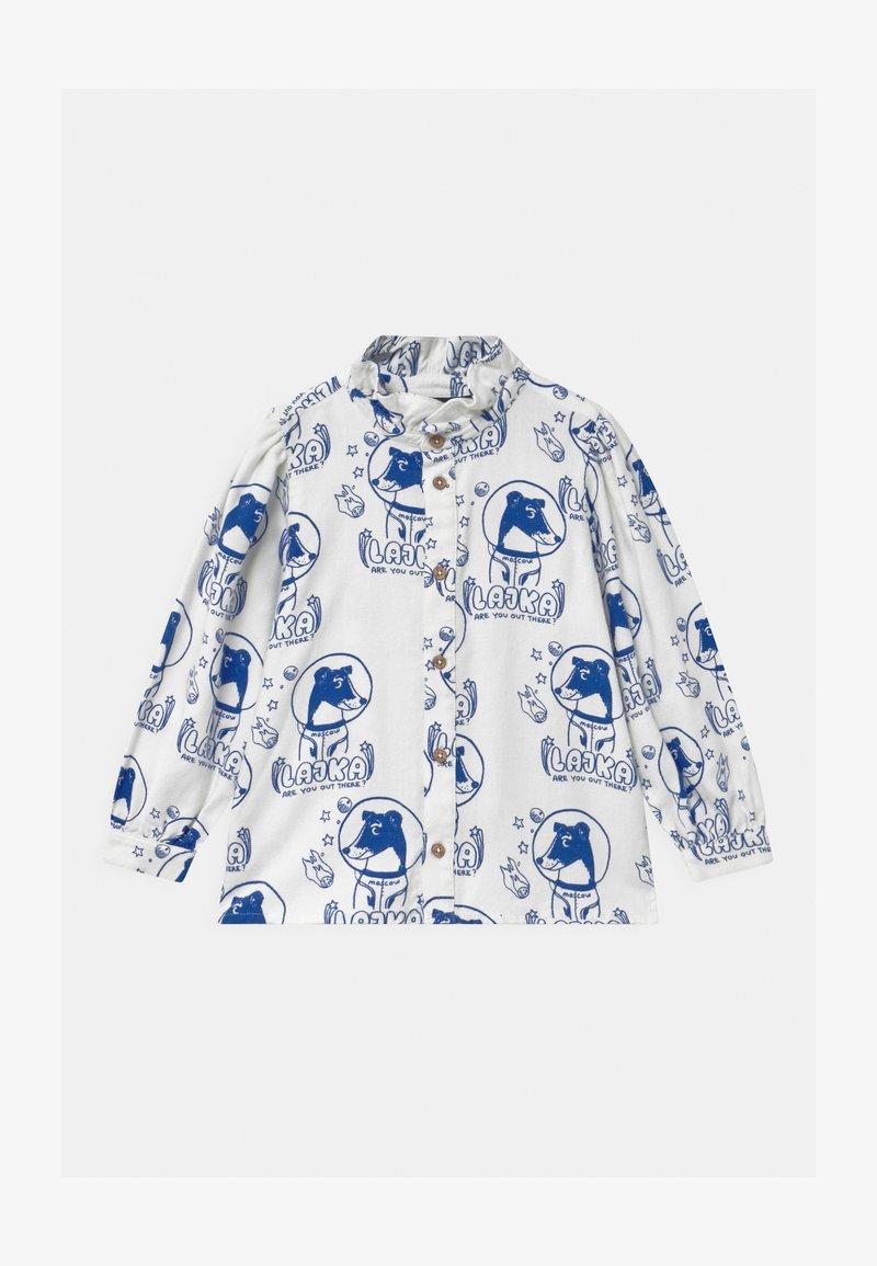 Mini Rodini - LAJKA - Button-down blouse - off-white