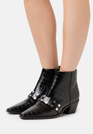 AMBARA - Ankle boots - black