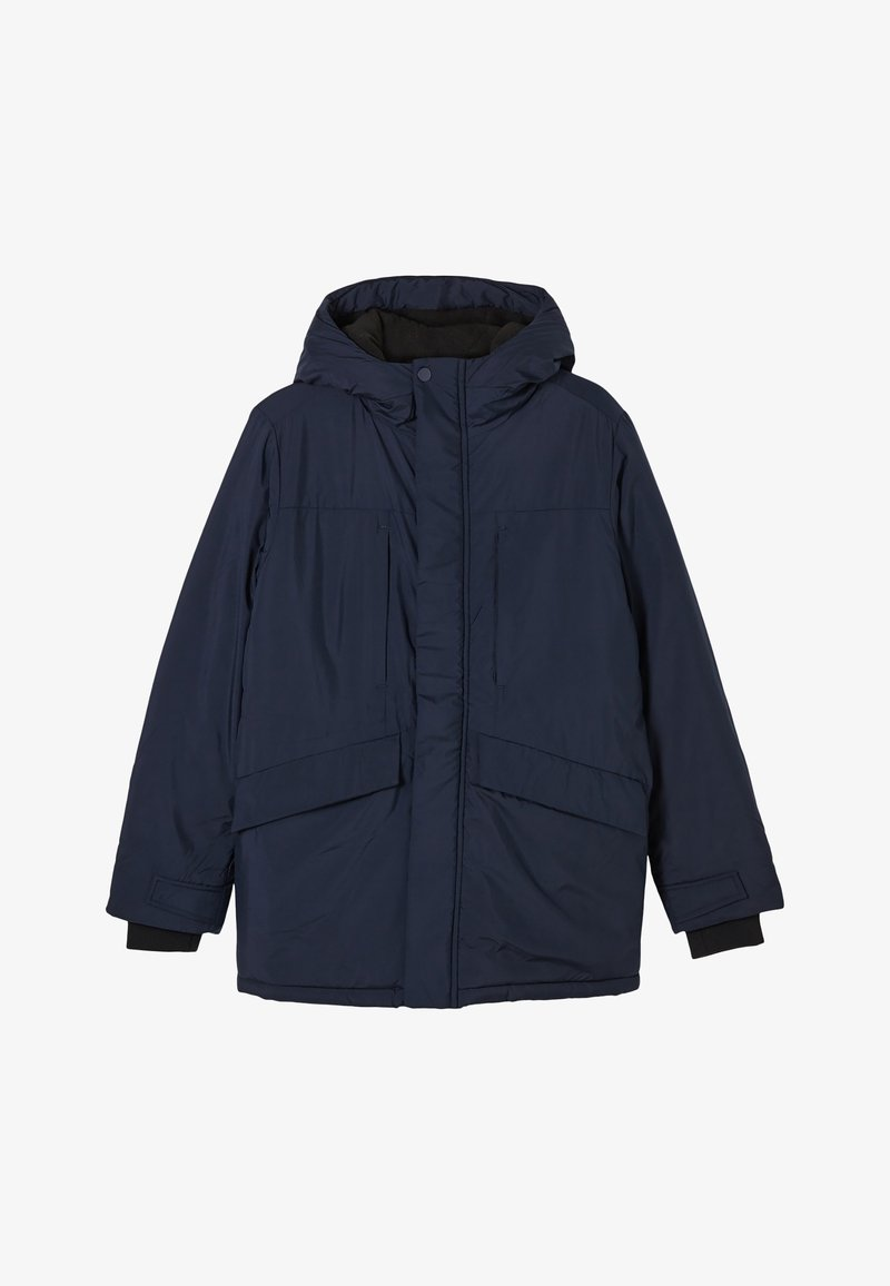 s.Oliver - Fleece jacket - dark blue