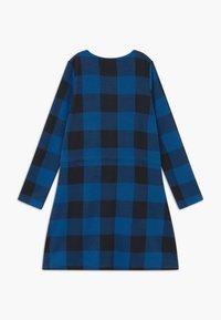 Lemon Beret - TEEN GIRLS - Pletené šaty - olympian blue - 1