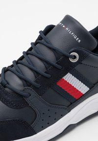 Tommy Hilfiger - FASHION RUNNER - Trainers - desert sky - 5
