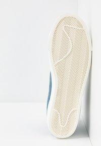 Nike Sportswear - BLAZER MID '77 - Zapatillas altas - thunderstorm/pure platinum/sail - 5