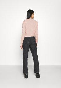 Cotton On - KNOBBLY CARDI - Cardigan - blossom - 2