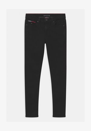 SIMON SUPER SKINNY  - Skinny džíny - black denim