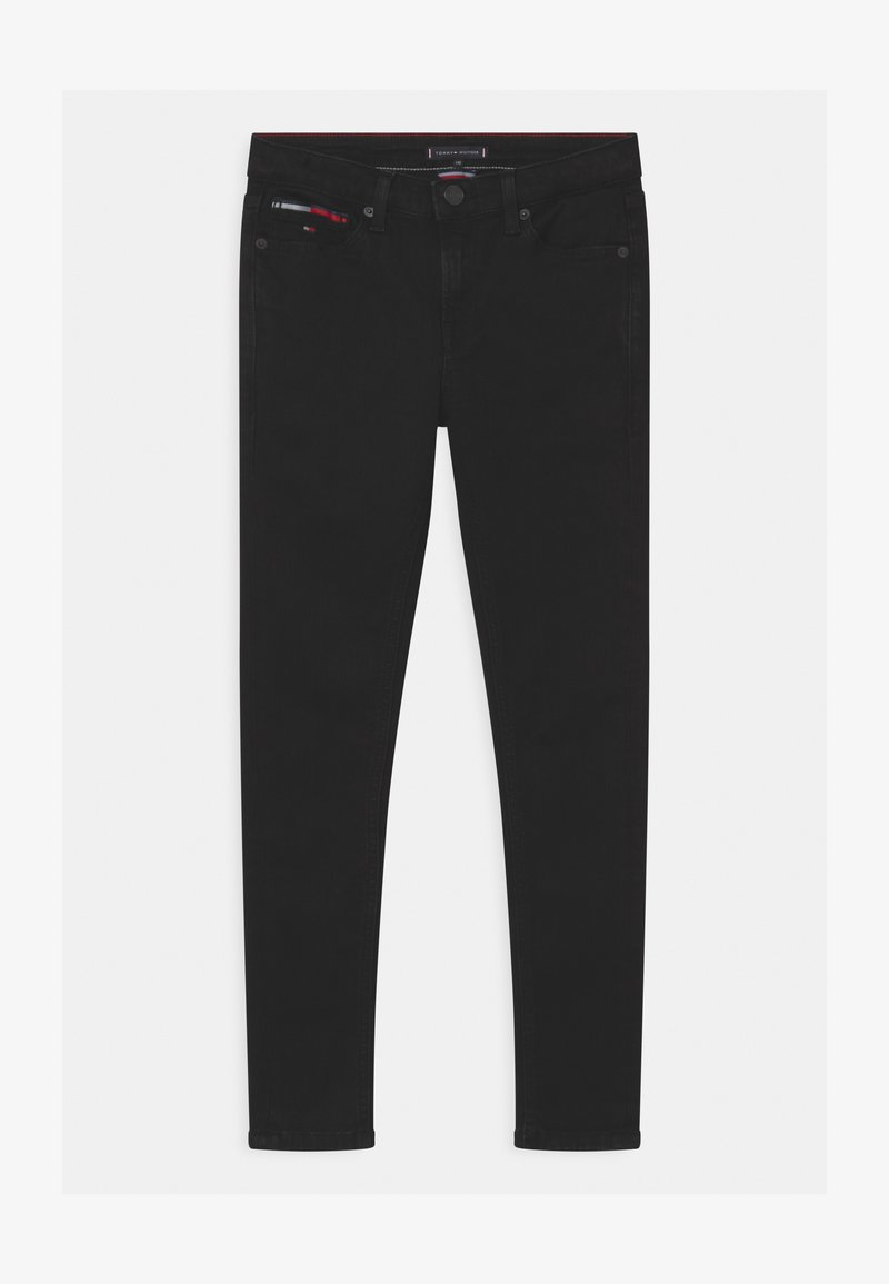 Tommy Hilfiger - SIMON SUPER SKINNY  - Jeans Skinny Fit - black denim
