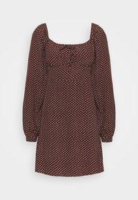 Faithfull the brand - SHANNALI MINI DRESS - Denní šaty - bonnie dot print - 6