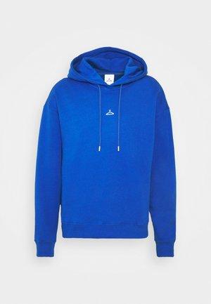 HANGER HOODIE - Sweat à capuche - blue