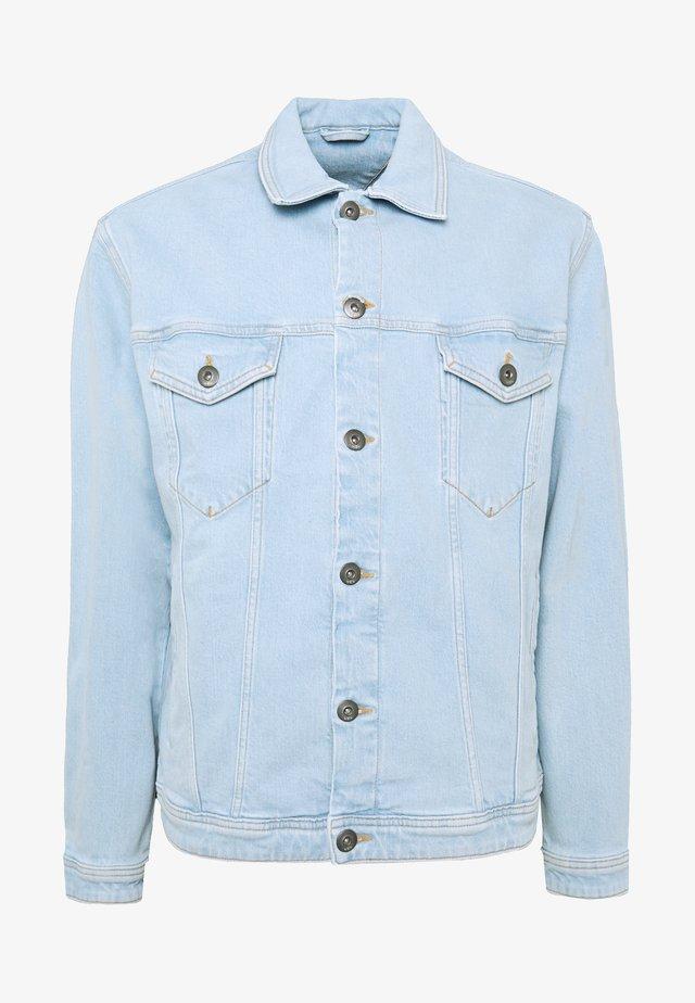 Denim jacket - blue bleached