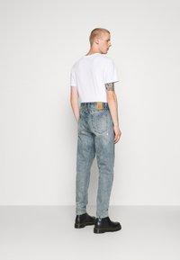 Gianni Lupo - Straight leg jeans - blue - 2