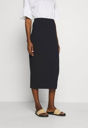 EIFFEL - Pouzdrová sukně - ultramarine