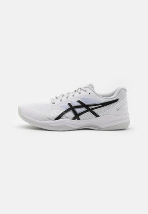GEL GAME 8 - Zapatillas de tenis para todas las superficies - white/black