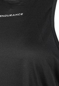 Endurance - TANKTOP KATERLY W TOP - Top - 1001 black - 6