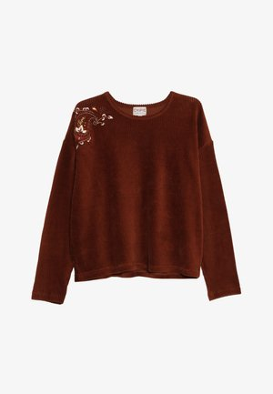 LONG SLEEVES - Jumper - ginger