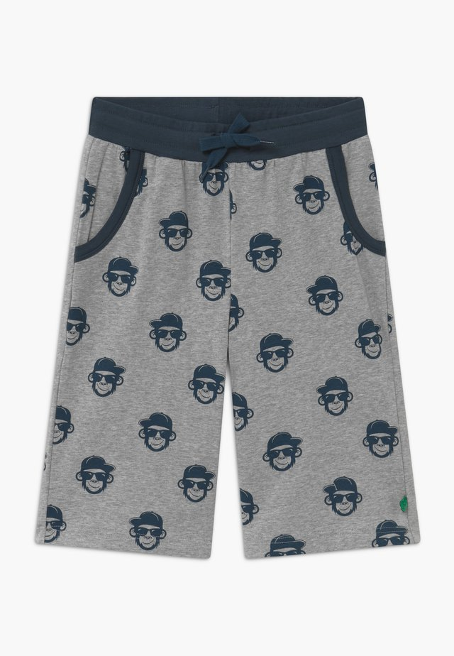 MONKEY EXCLUSIVE - Pantaloni sportivi - grey