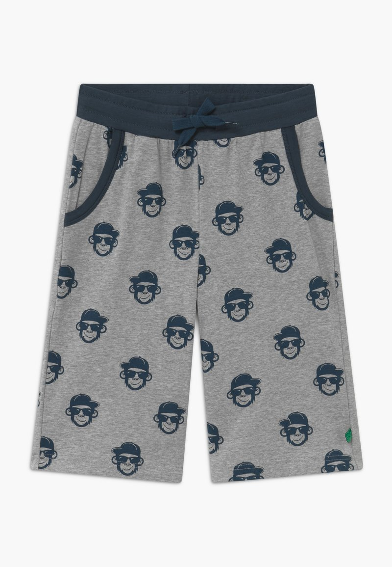 Fred's World by GREEN COTTON - MONKEY EXCLUSIVE - Tracksuit bottoms - grey