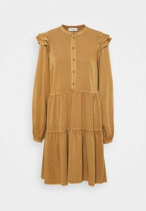 HENRY DRESS - Blousejurk - brown oak