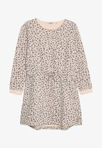 TOM TAILOR - DRESS PRINTED - Day dress - pearl blush rose - 3