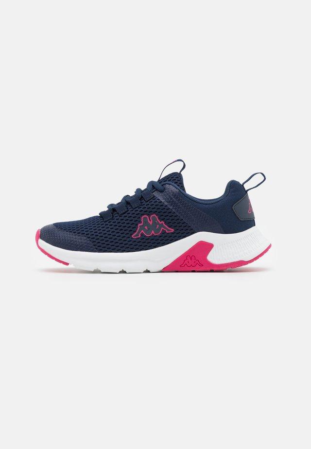 BLIMP - Sportovní boty - navy/pink