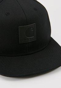 Carhartt WIP - LOGO - Cap - black - 6