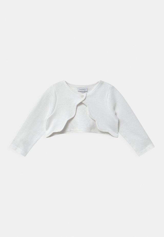 Neuletakki - bright white