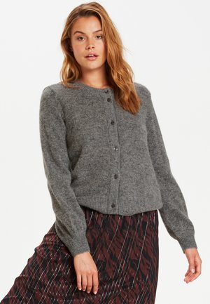 DONATELLASZ  - Cardigan - grey iron melange