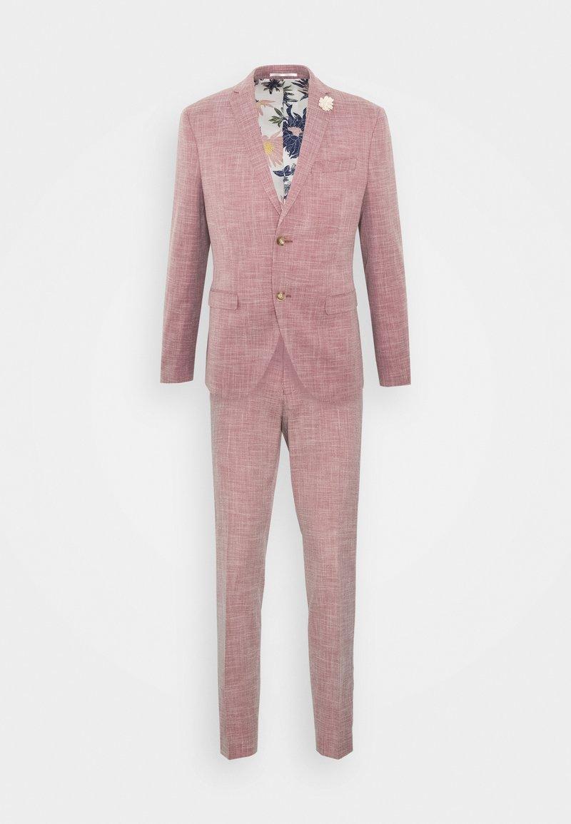 Isaac Dewhirst - WEDDING COLLECTION - SLIM FIT SUIT - Garnitur - pink