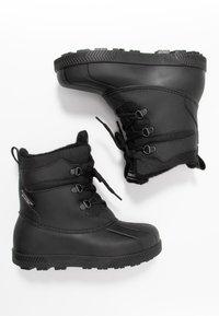 Friboo - Snowboots  - black - 0