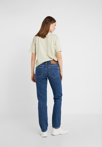 BLANCHE - AVA PANTS - Jeans slim fit - mid blue - 2