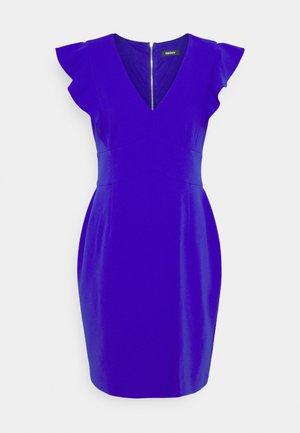 Jersey dress - iris