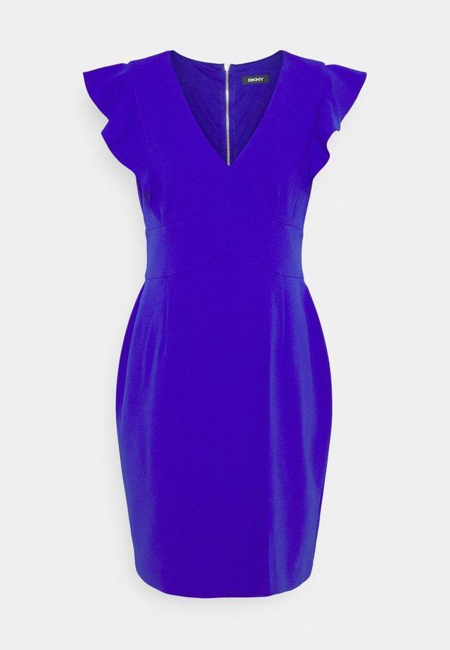Vestito di maglina - iris