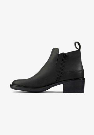 MEMI ZIP - Ankle boot - black