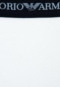 Emporio Armani - 2 PACK - Pants - white/blue - 3