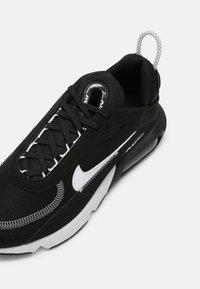 Nike Sportswear - AIR MAX 2090 - Trainers - black/white - 4