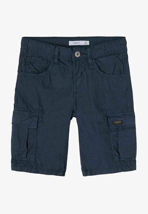 Cargo trousers - dark sapphire
