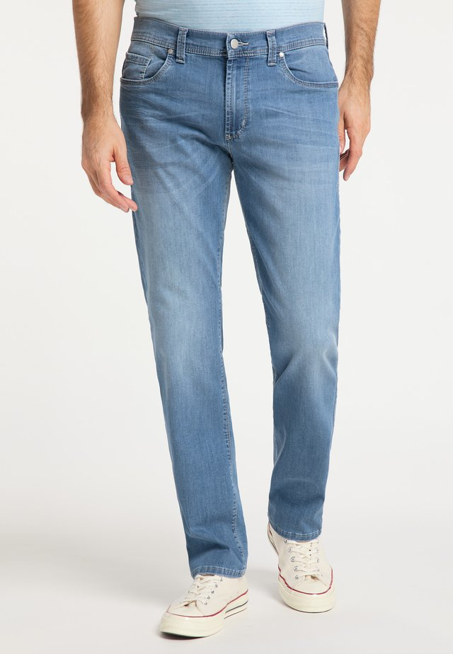 THOMAS - Straight leg jeans - blue denim