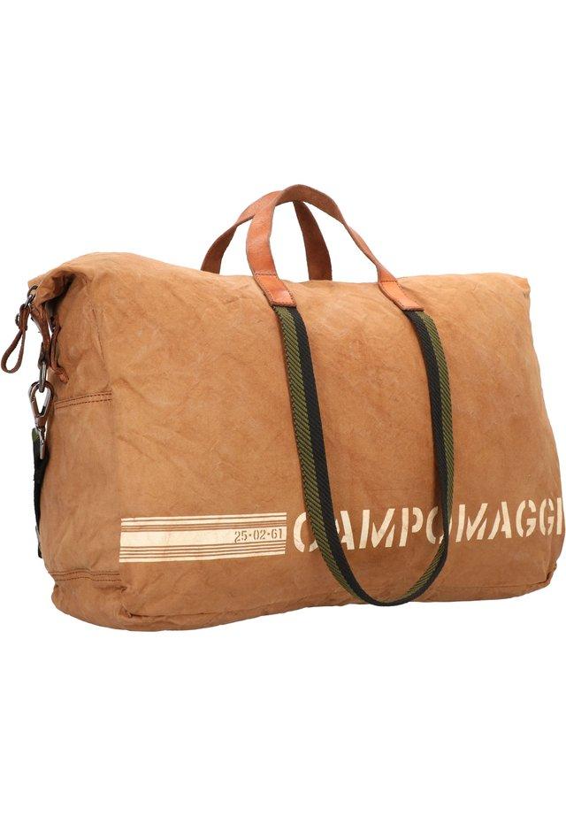 Weekend bag - beige