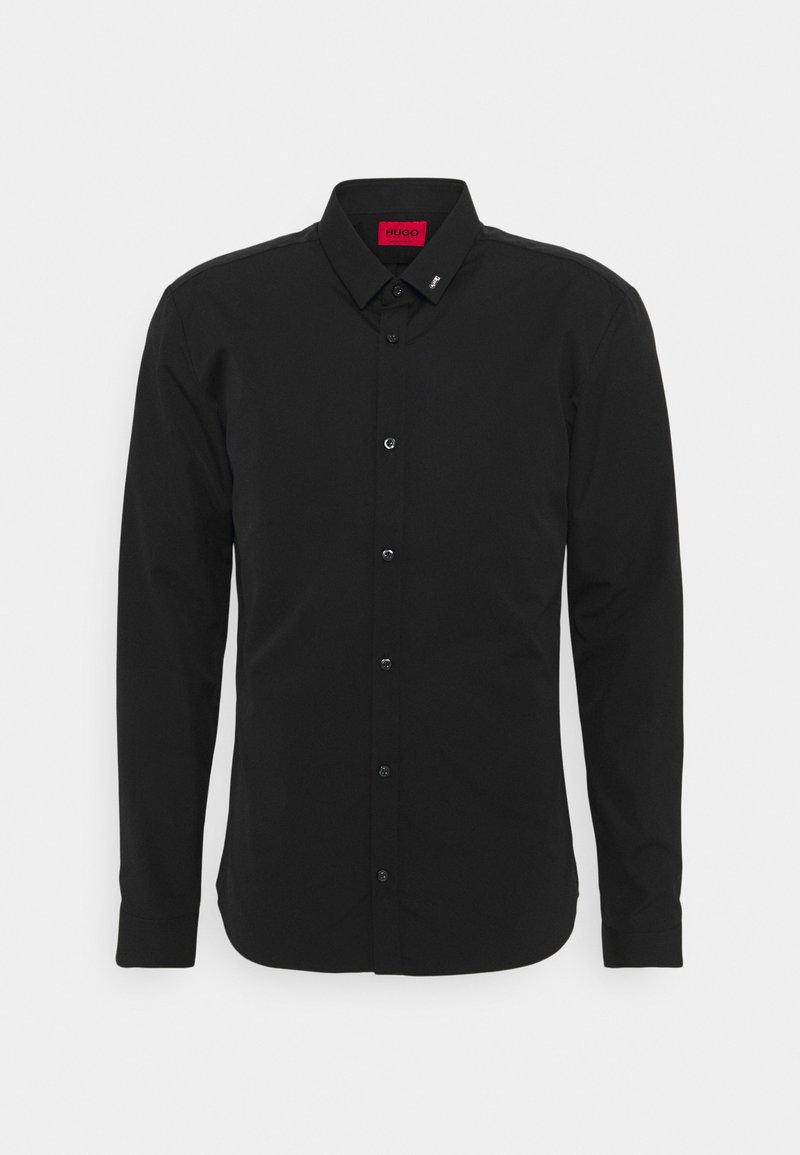 HUGO - SLIM FIT - Camicia elegante - black